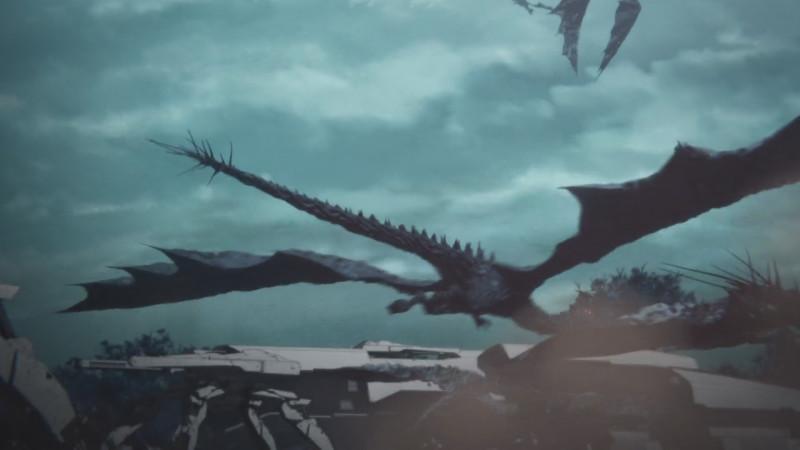 Godzilla: Kaijuu Wakusei, 2017. 070