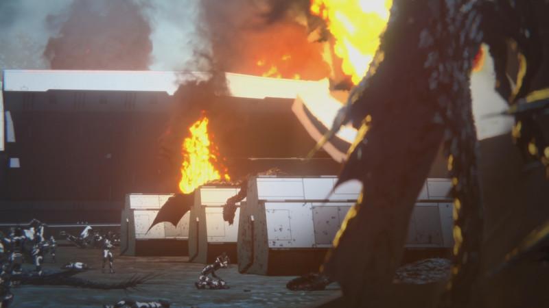 Godzilla: Kaijuu Wakusei, 2017. 074