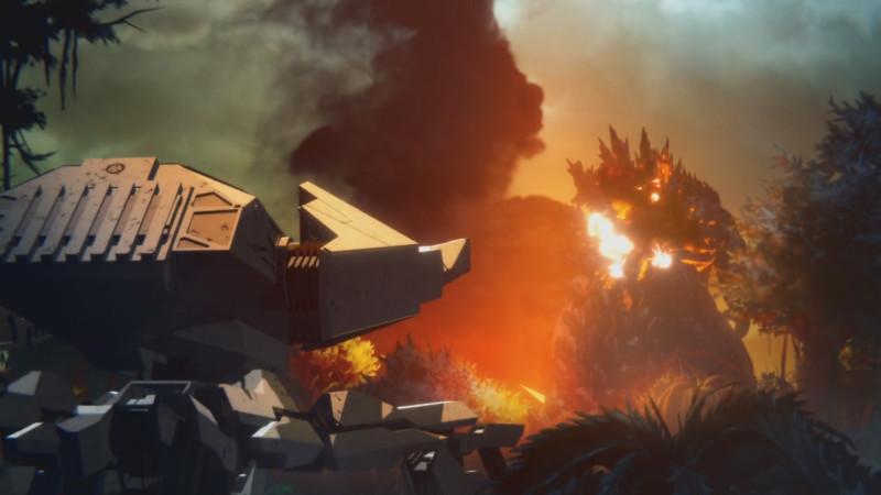 Godzilla: Kaijuu Wakusei, 2017. 079