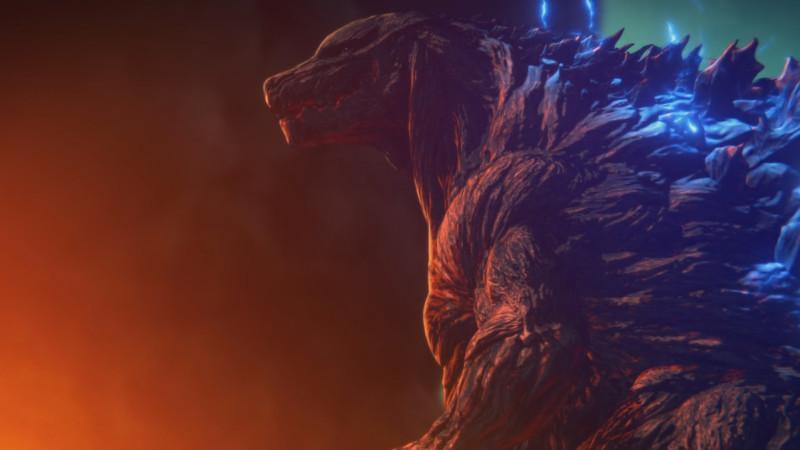 Godzilla: Kaijuu Wakusei, 2017. 080