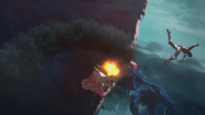 Godzilla: Kaijuu Wakusei, 2017. 085
