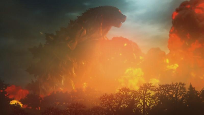 Godzilla: Kaijuu Wakusei, 2017. 090