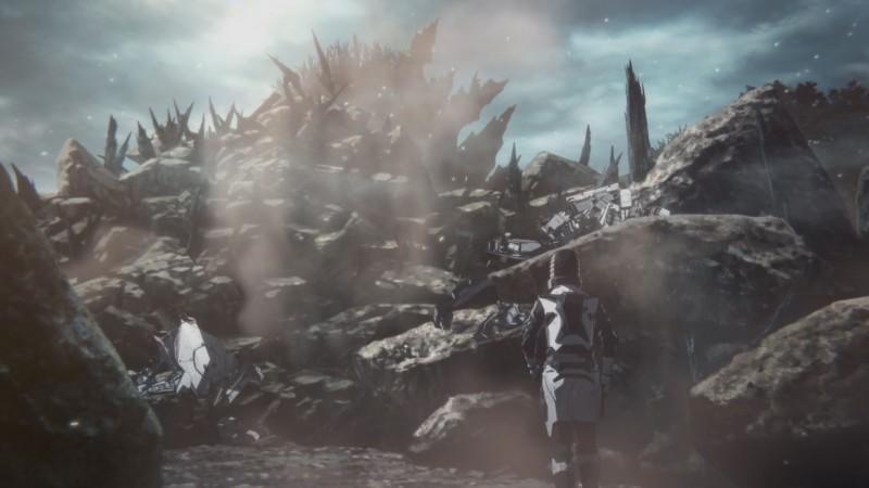 Godzilla: Kaijuu Wakusei, 2017. 095