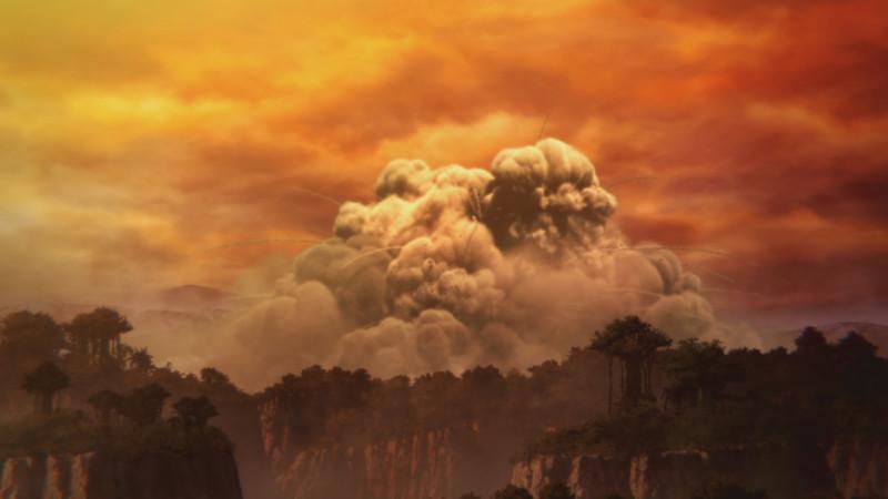 Godzilla: Kaijuu Wakusei, 2017. 096