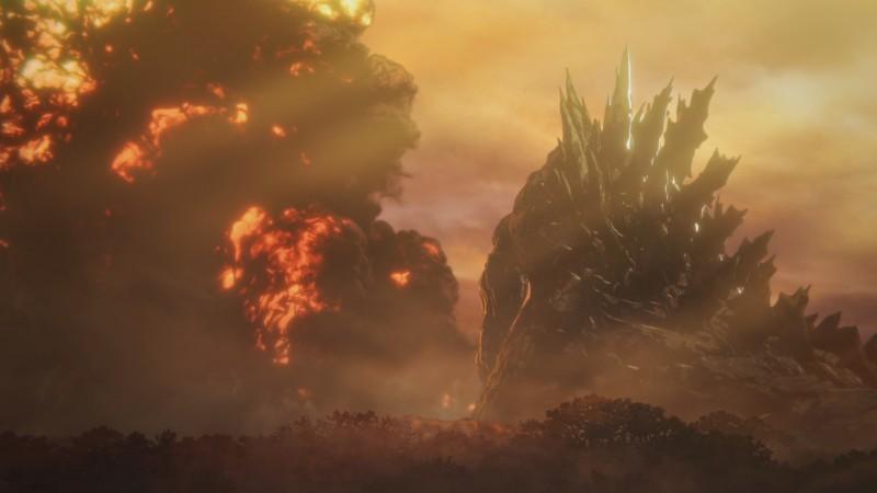Godzilla: Kaijuu Wakusei, 2017. 099