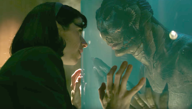 The Shape of Water/Форма воды, 2017. 232
