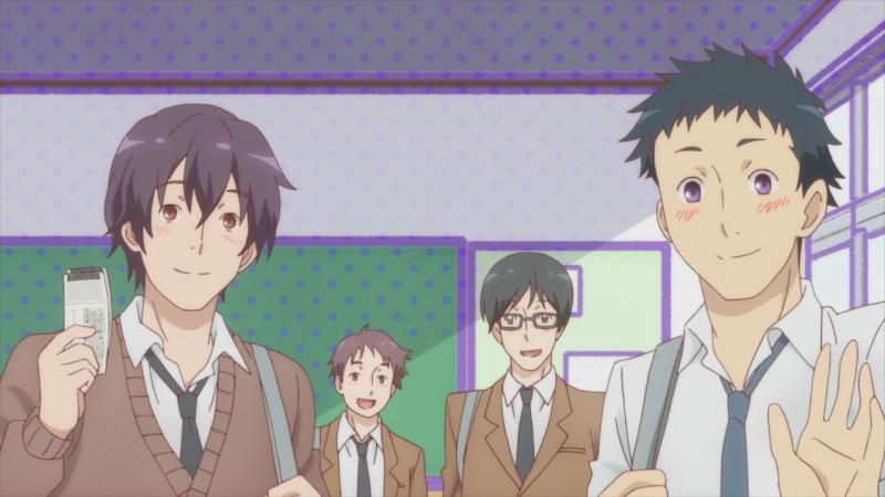 Ramen Daisuki Koizumi-san, е4, 2018. 001