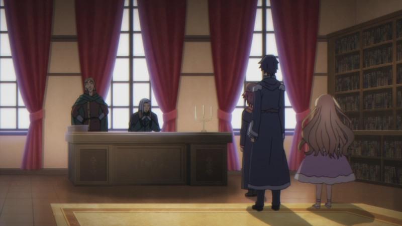 Death March kara Hajimaru Isekai Kyousoukyoku, е11, 2018. 033