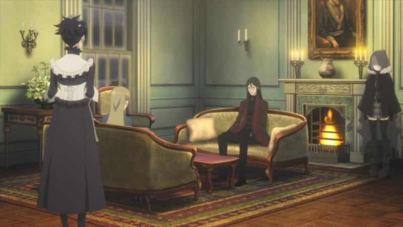 Lord El-Melloi II Sei no Jikenbo: Rail Zeppelin Grace Note, е2, 2019.