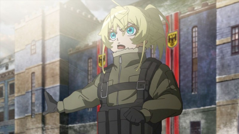 Youjo Senki Movie, 2019.