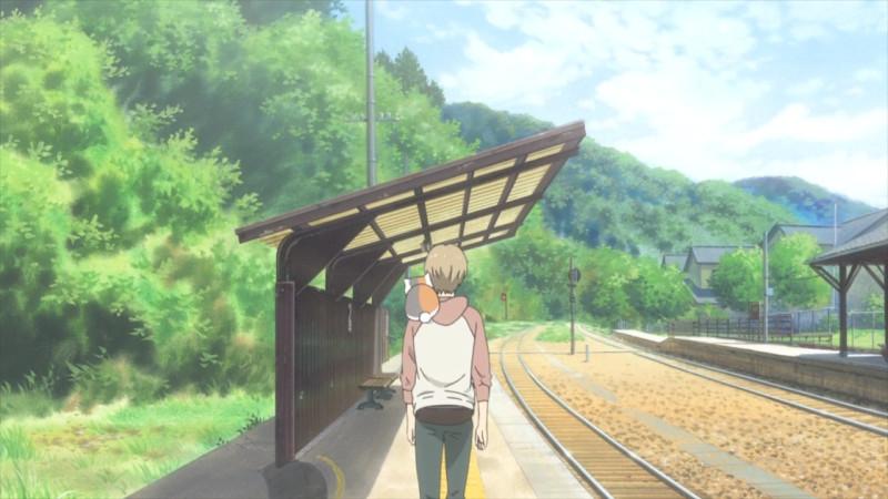 Natsume Yuujinchou Movie: Utsusemi ni Musubu, 2018.