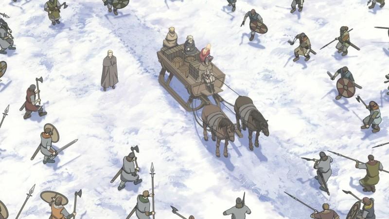Vinland Saga, е16-17, 2019.