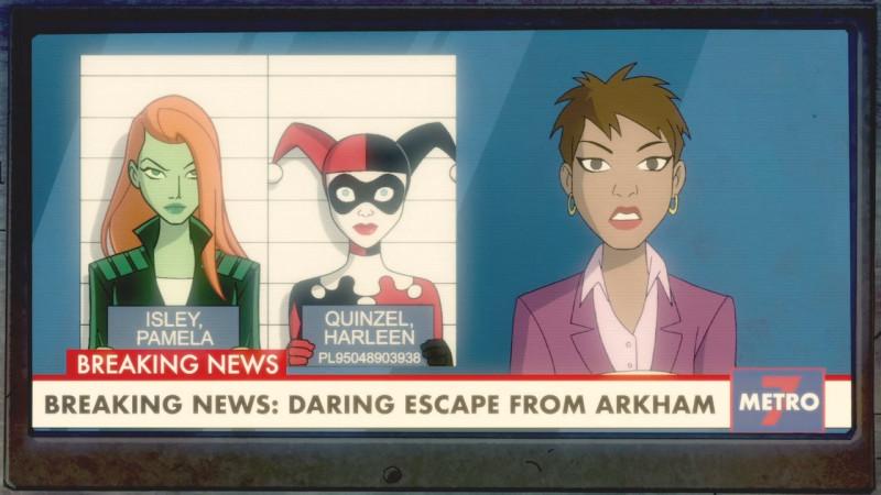 Harley Quinn/Харли Квинн, е1, 2019.