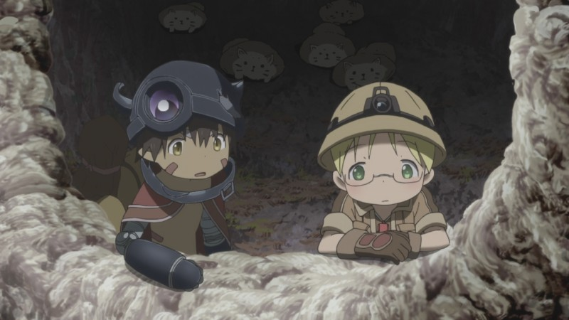 Made in Abyss, е9, 2017. 010