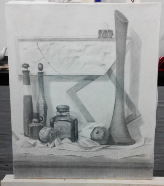 bottles-drawing