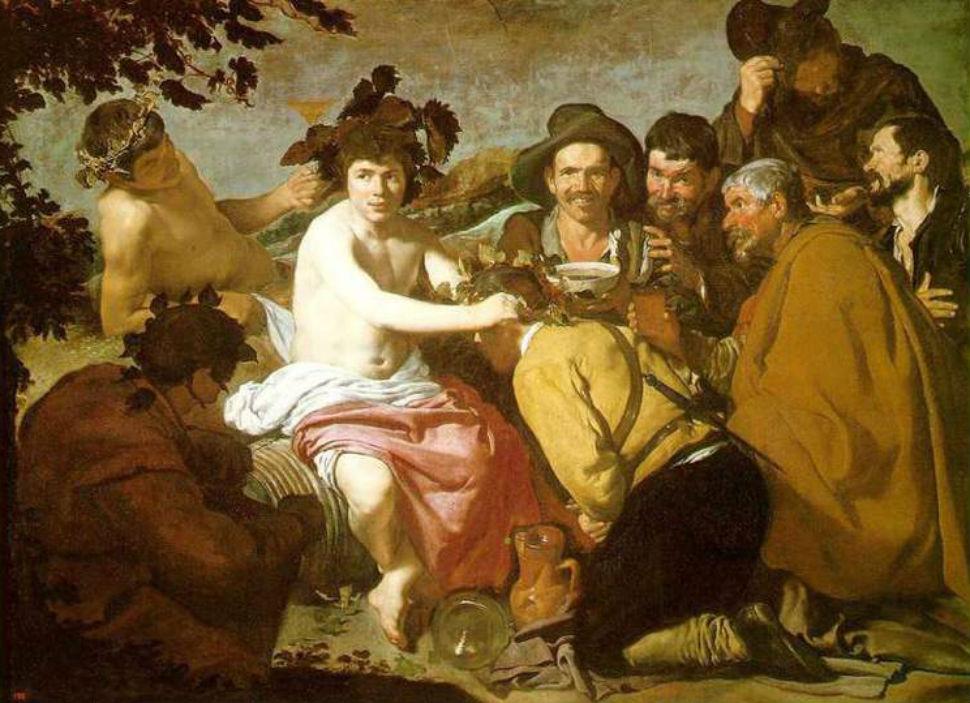 Диего Веласкес - Триумф Вакха Пьяницы.jpg