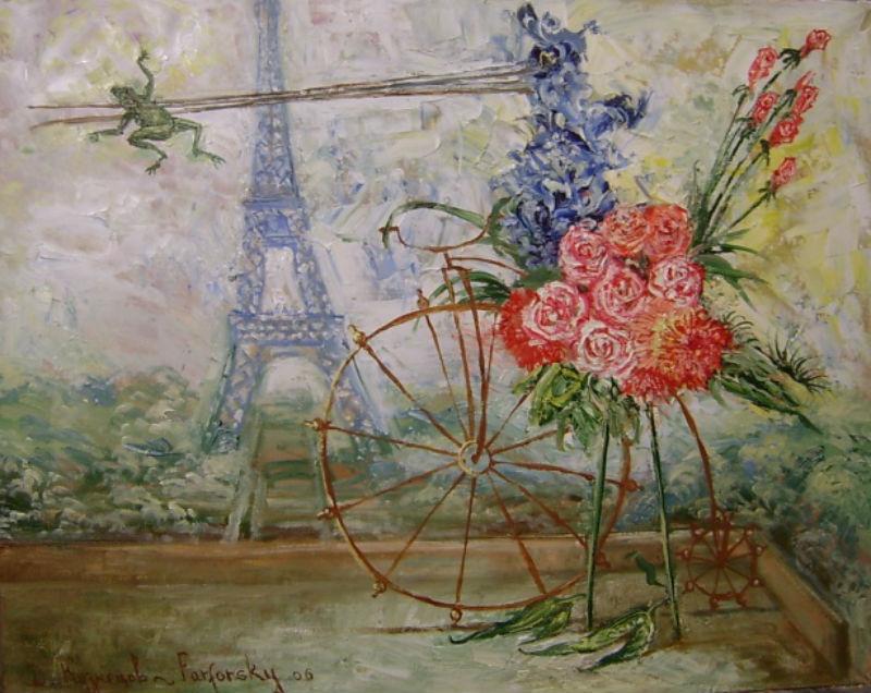 Французский щёголь с велосипедом.jpg