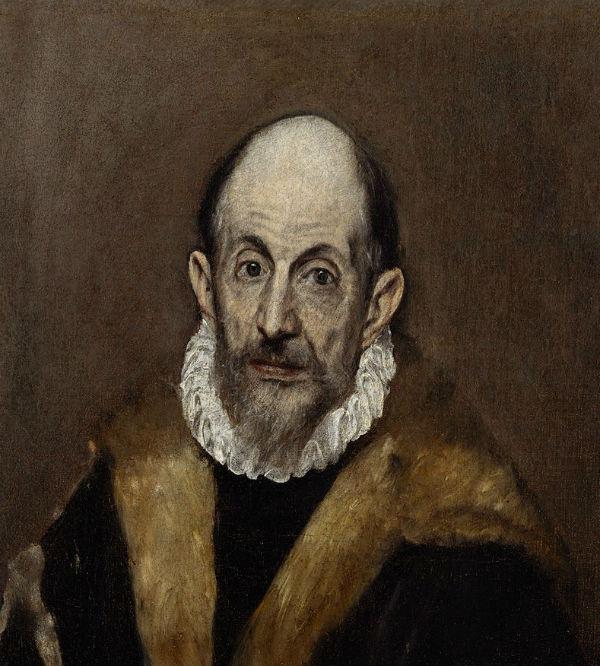 Эль Греко - Автопортрет (предположительно).jpg