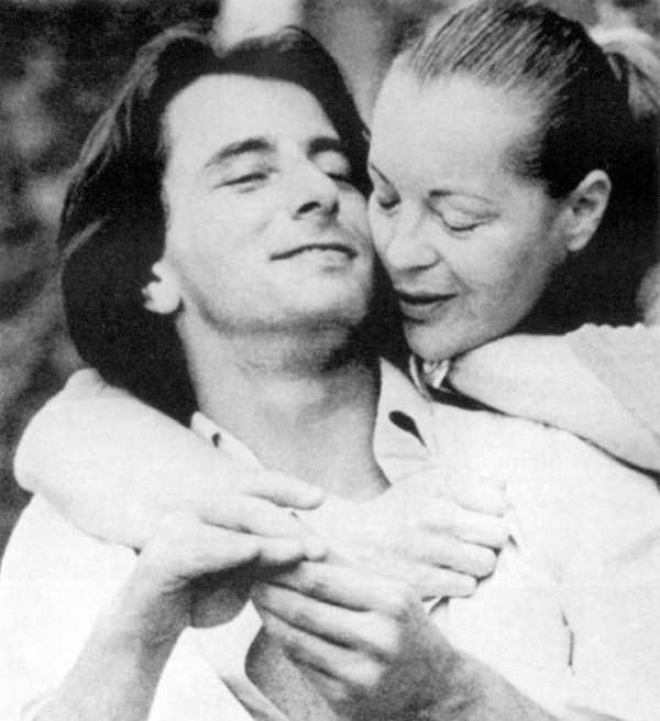 Роми с Лораном Петеном - последний спутник жизни.jpg