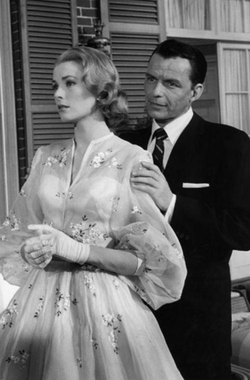 Кадр из фильма «Высшее общество» (1956) с Грейс Келли и Фрэнком Синатрой.jpg