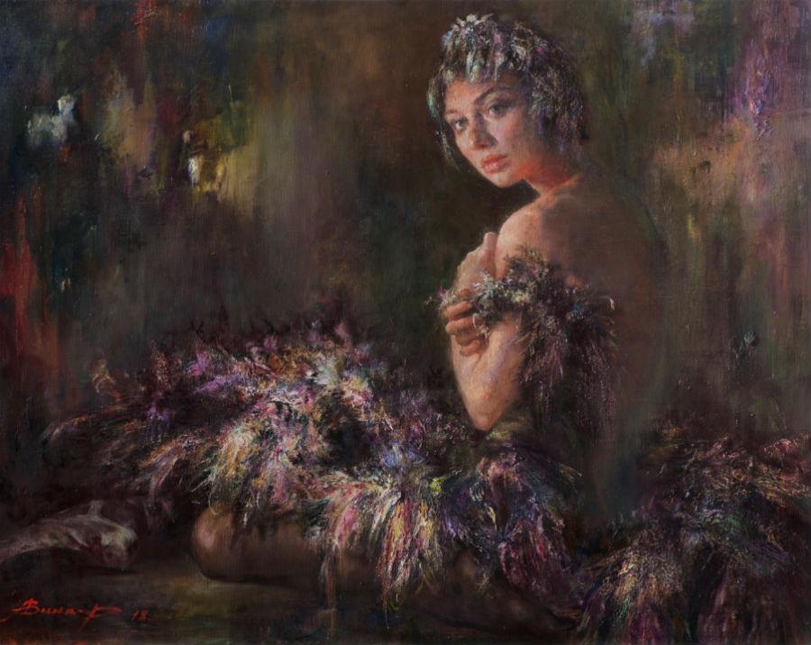 Анна Виноградова - Чёрный лебедь.jpg