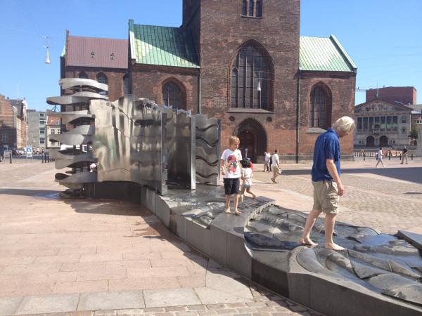 11- Fountain