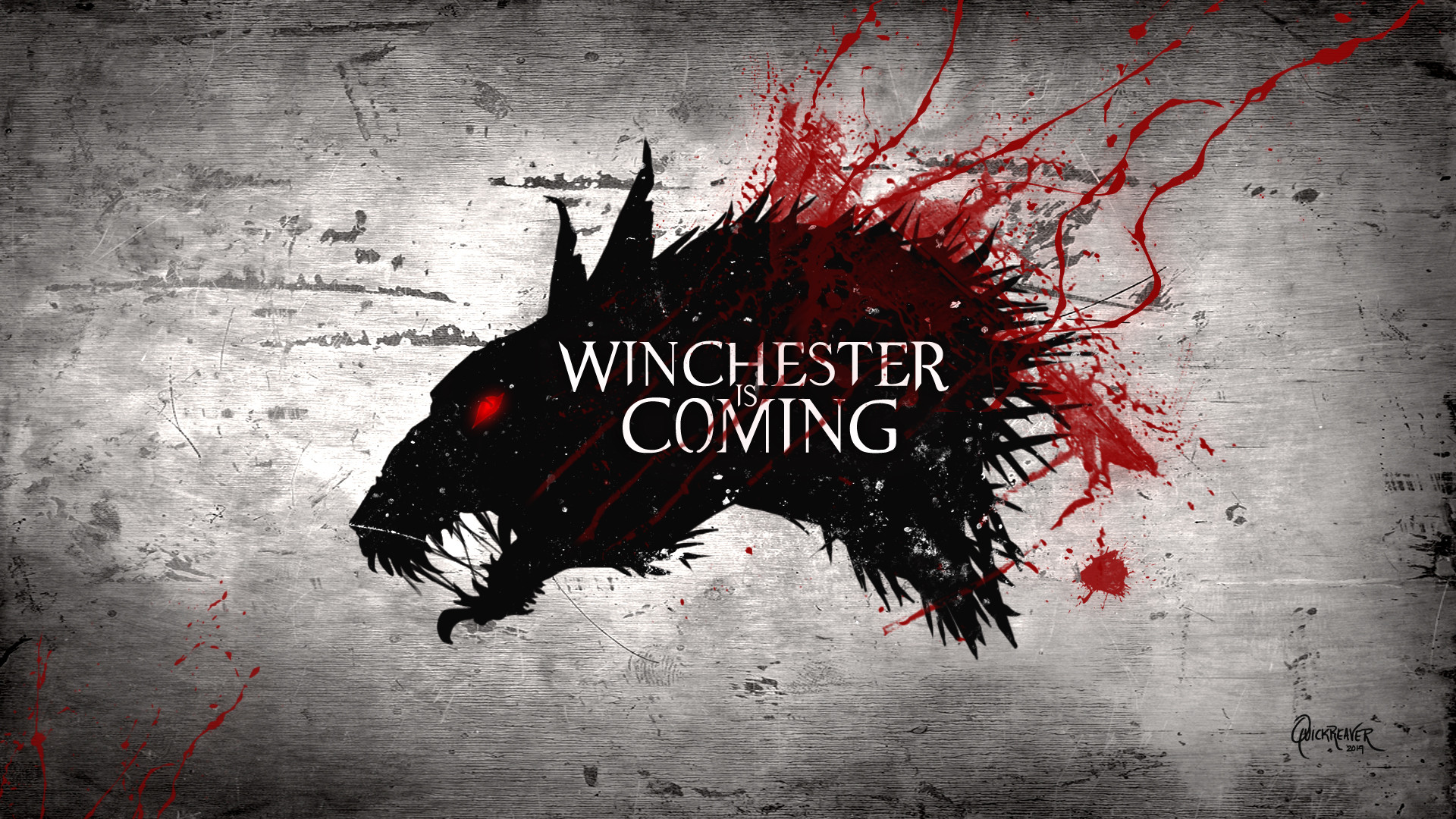 quickreaver winchester is coming