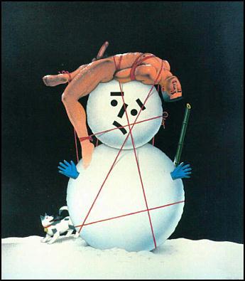 snowman by sasdao hasegawa