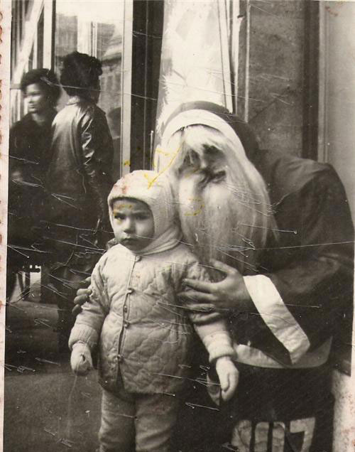 creepy santa 1