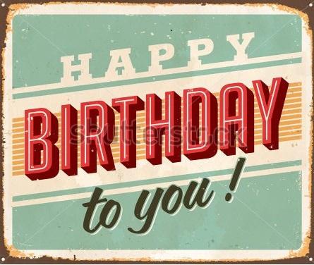 shutterstock image happy birthday