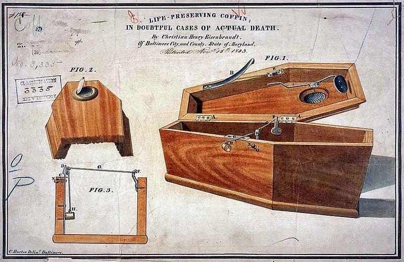 Safety Coffin
