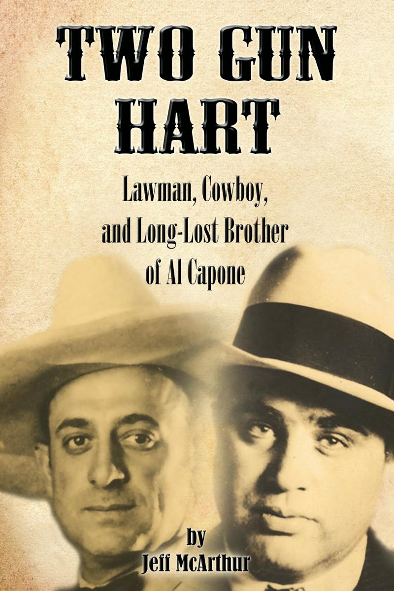 Two Gun Hart cover