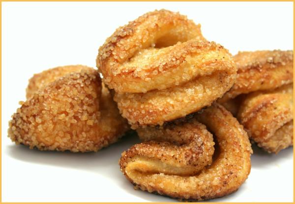 Печенье творожное I_lara