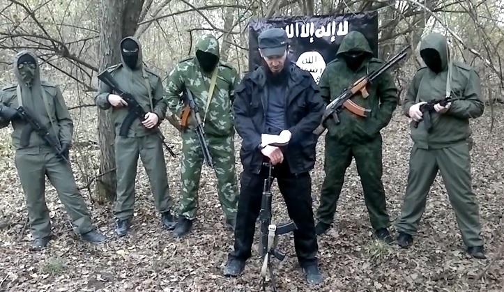"""Современная """"террористическая мода"""": rozysk06 Джихад на Кавказе"""