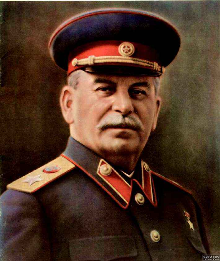 Признание заслуг Сталина