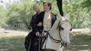 kate and leopold horse