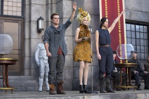 8-The Hunger Games - Catching Fire