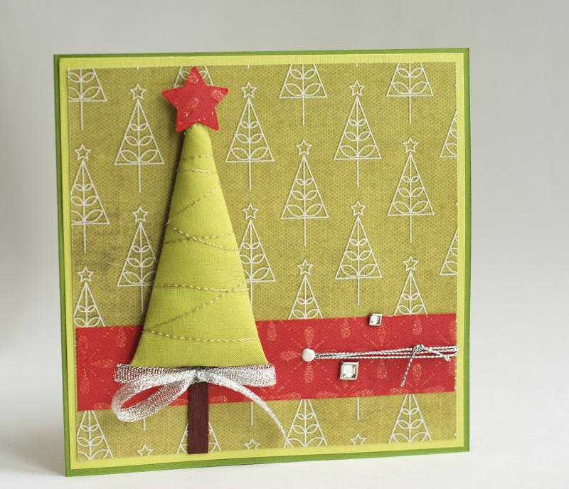 открытки с елками - открытки, и не только.