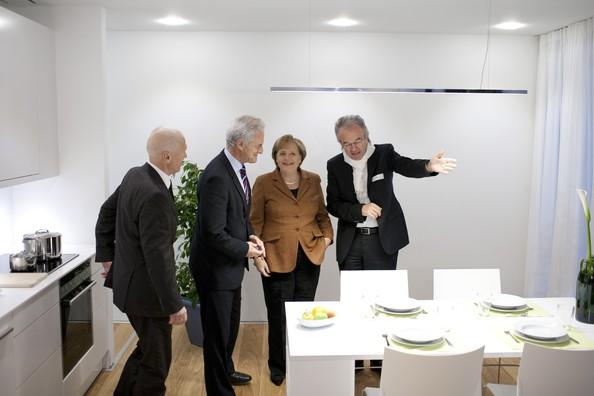Angela+Merkel+Merkel+Inaugurates+Energy+Efficient+PmnVo6DDJzGl