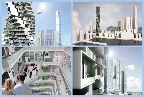 Инновации проекта будущего строительства жилья
