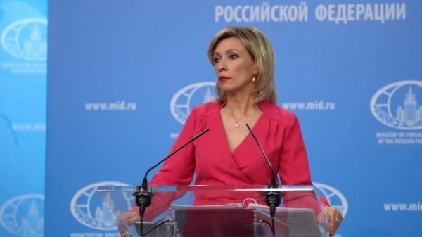 Захарова сделала заявление по ситуации с Навальным
