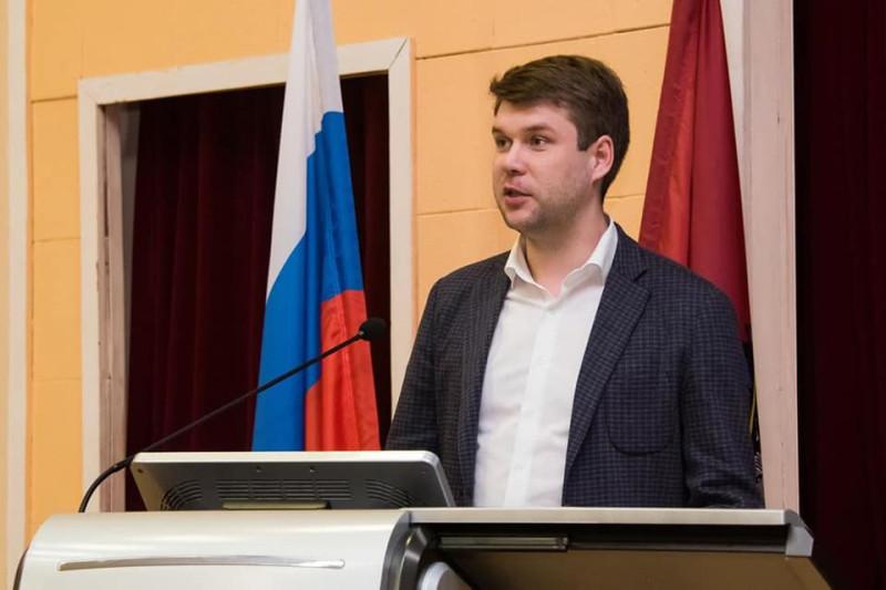 Глава управы района Печатники Альберт Юмадилов. Фото: https://www.facebook.com/glavapechatnik