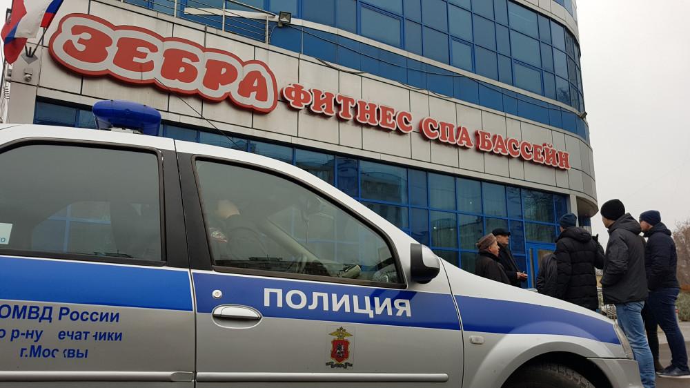 Клуб Зебра на ул. Полбина. Фото: Рустам Билялов