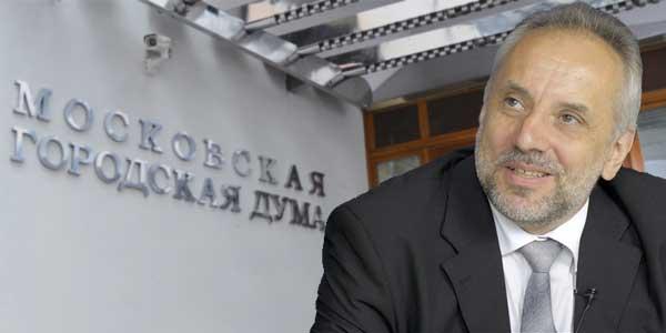 Депутата-мошенника поймали за руку в Москве
