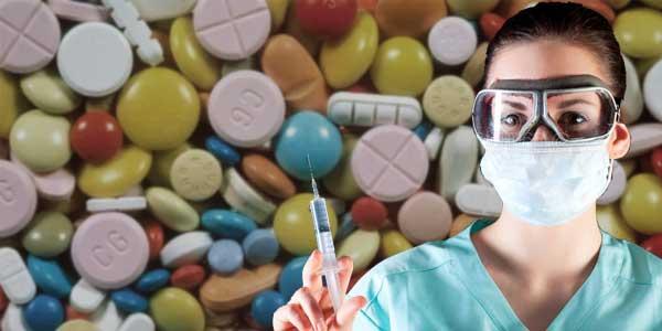 Питерские медики украли у больных лекарств на миллионы рублей