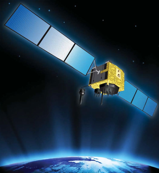 GPS-IIF-2-satellite