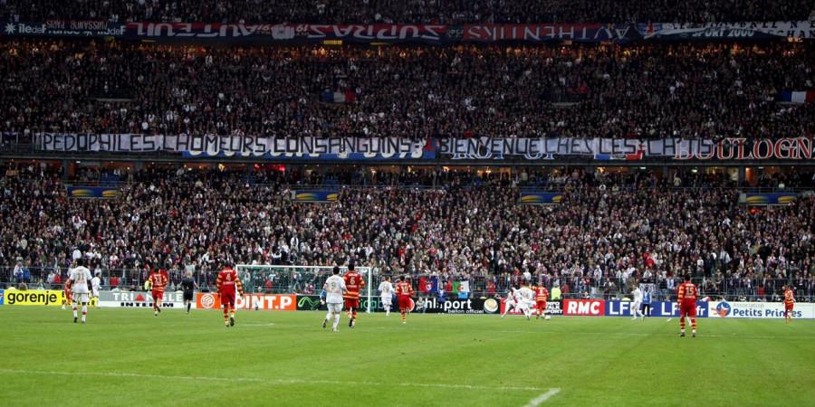 Boulogne boys псж фанаты