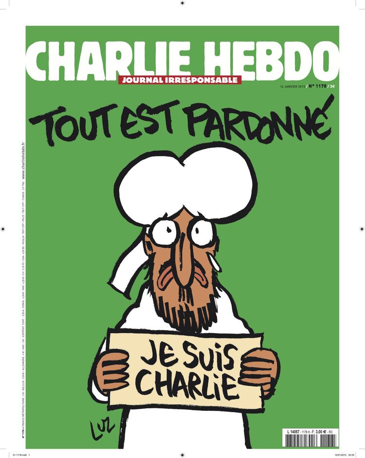 Новая обложка «Charlie Hebdo» 707192-une-charlie-png