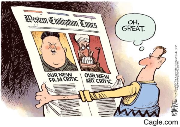 Новая обложка «Charlie Hebdo» 706576-dessin-pour-charlie