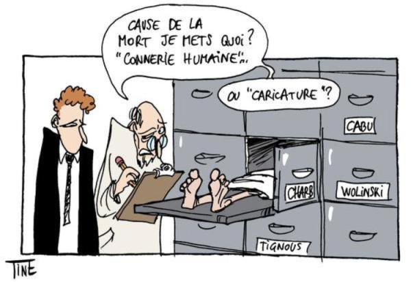 Новая обложка «Charlie Hebdo» 706379-dessin-pour-charlie